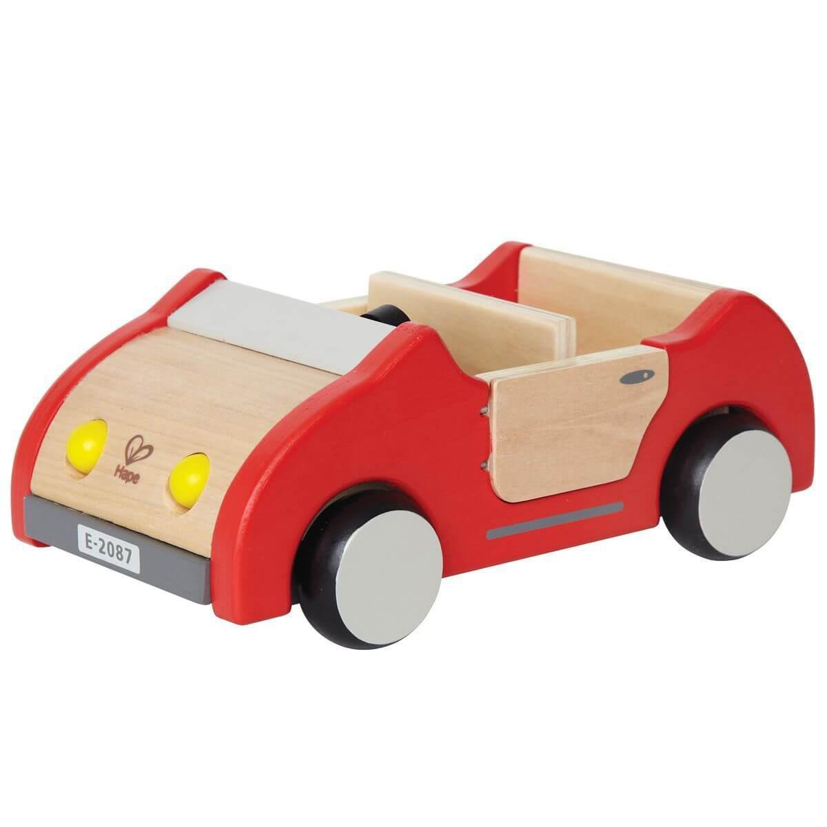 Accessoires maison de poupées FAMILY CAR Hape