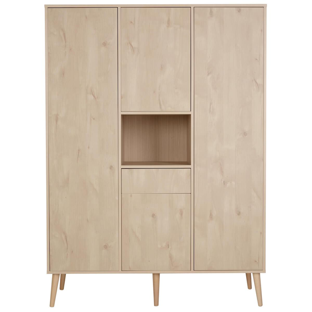 Armoire 143x197cm COCOON Quax Natural Oak