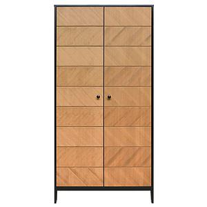 Armoire 2 portes JOB Bopita vintage honey