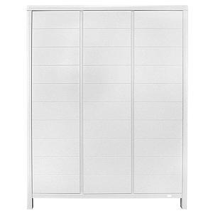 Armoire 3 portes STRIPES Quax blanc