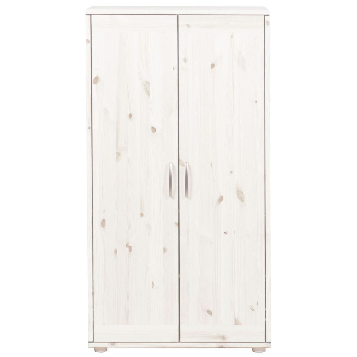 Armoire by Flexa avec deux portes