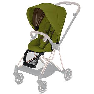 Assise-habillage poussette MIOS Cybex Khaki green-khaki brown