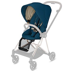 Assise-habillage poussette MIOS Cybex Mountain blue-turqoise