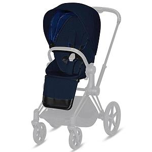 Assise-habillage poussette PRIAM Cybex plus midnight blue plus-navy blue