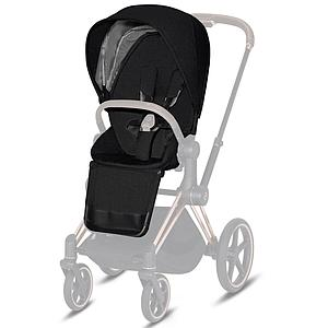 Assise-habillage poussette PRIAM Cybex plus stardust black plus-black