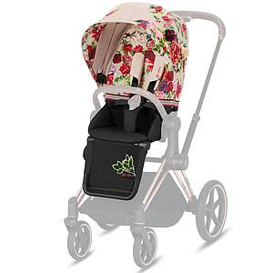 Assise-habillage poussette PRIAM Cybex Spring Blossom Light-light beige
