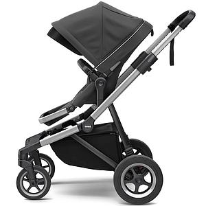 Assise-poussette SLEEK Thule shadow grey