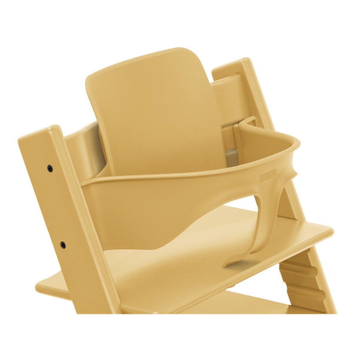 Baby set chaise haute TRIPP TRAPP Stokke Sunflower yellow