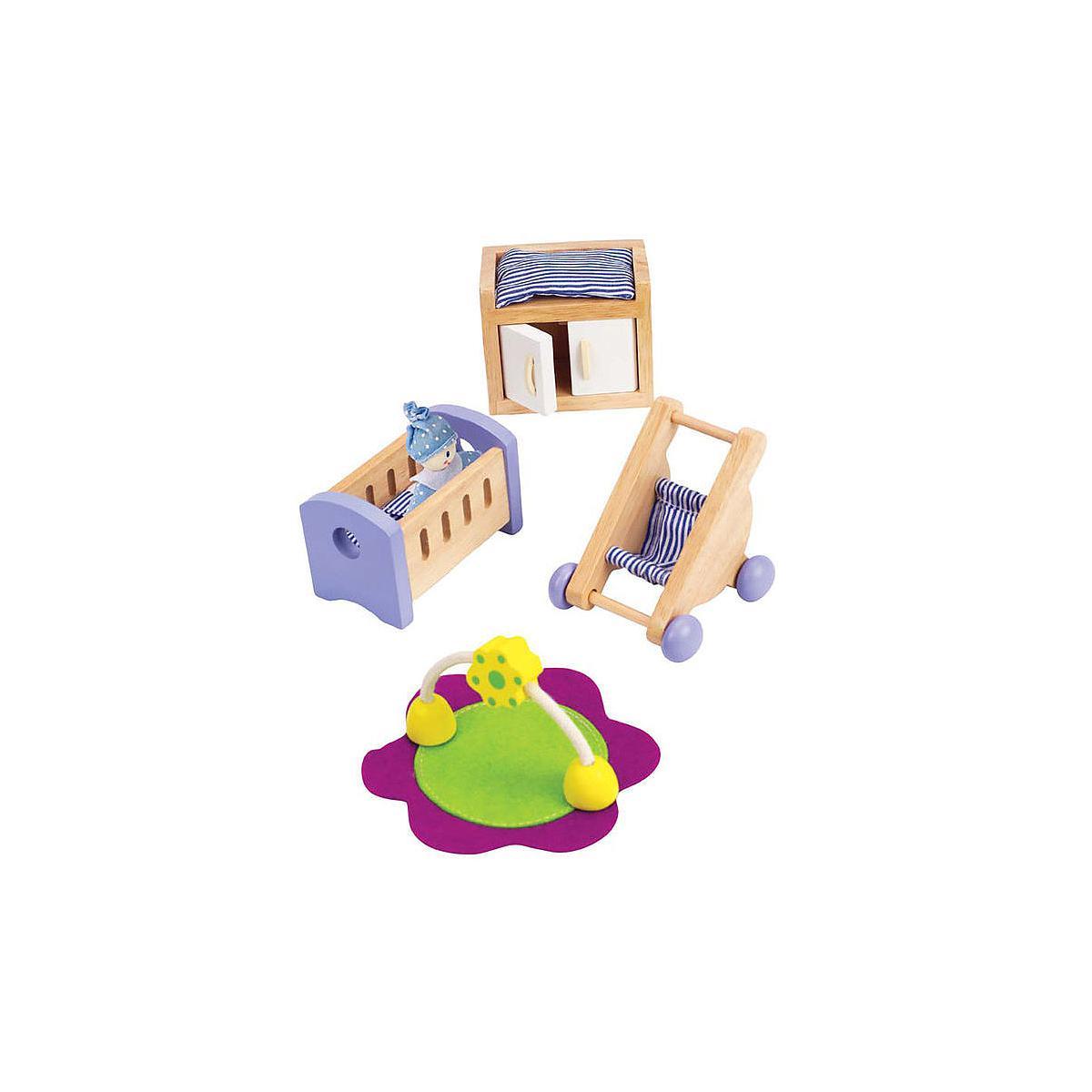 BABY'S ROOM by Hape Chambre bébé pour maison en bois
