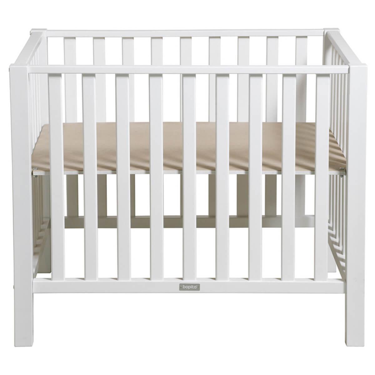BRENT by Bopita Parc pour bébé blanc 76x96cm