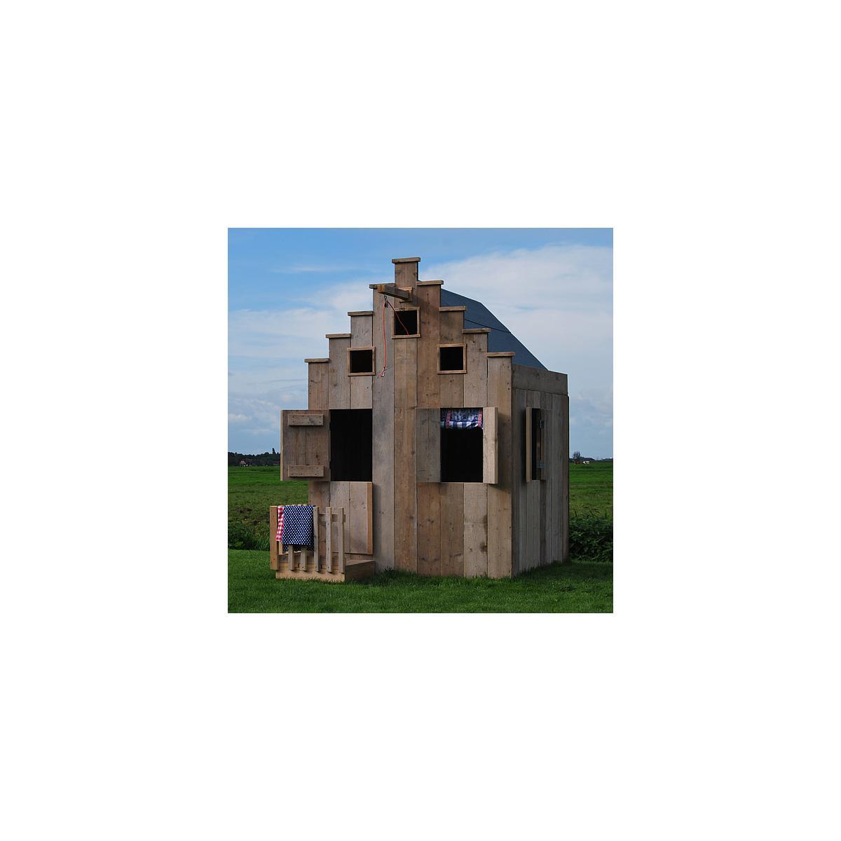 Cabane de jardin enfant AMSTERDAM DUTCHWOOD