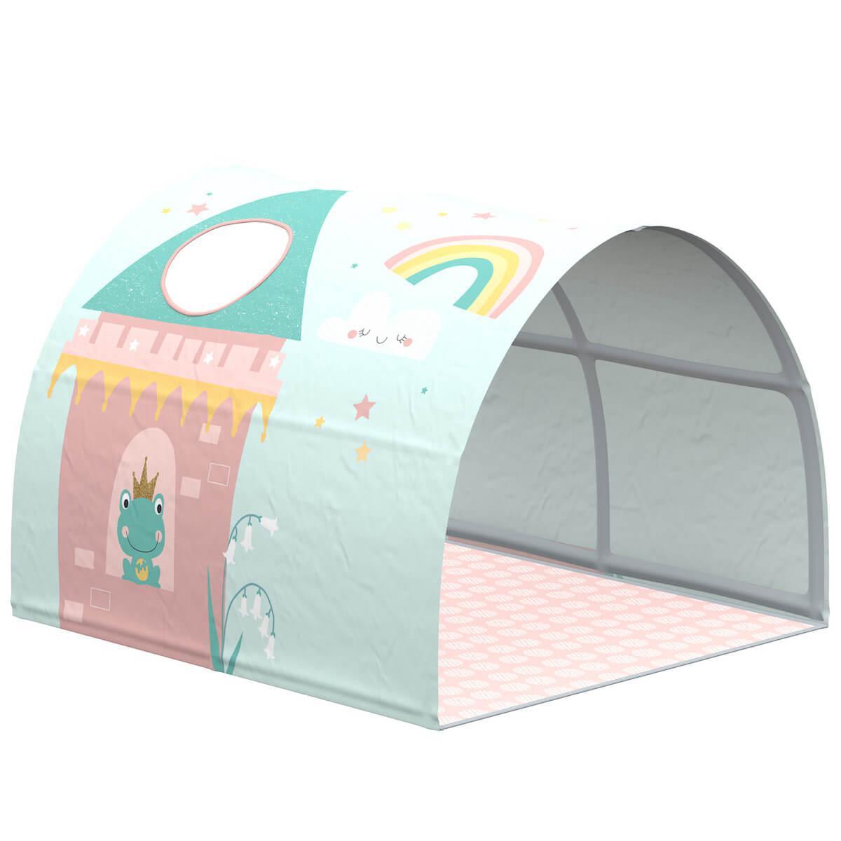Cabane tunnel jeu PRINCESSE Flexa