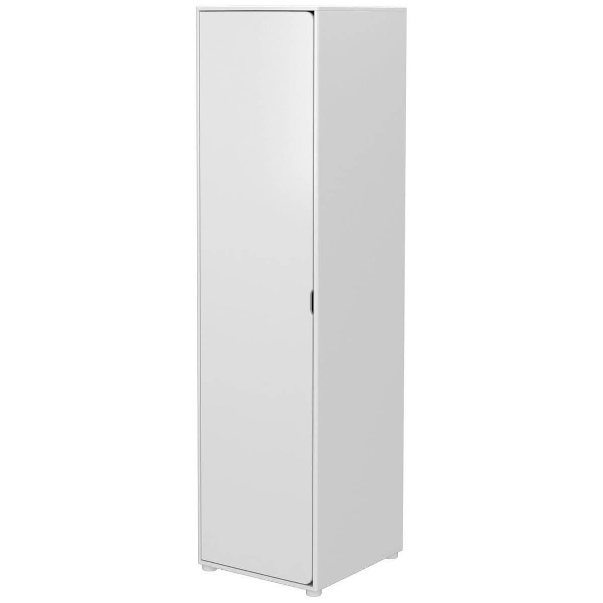 CABBY by Flexa Armoire haute 1 porte Blanc