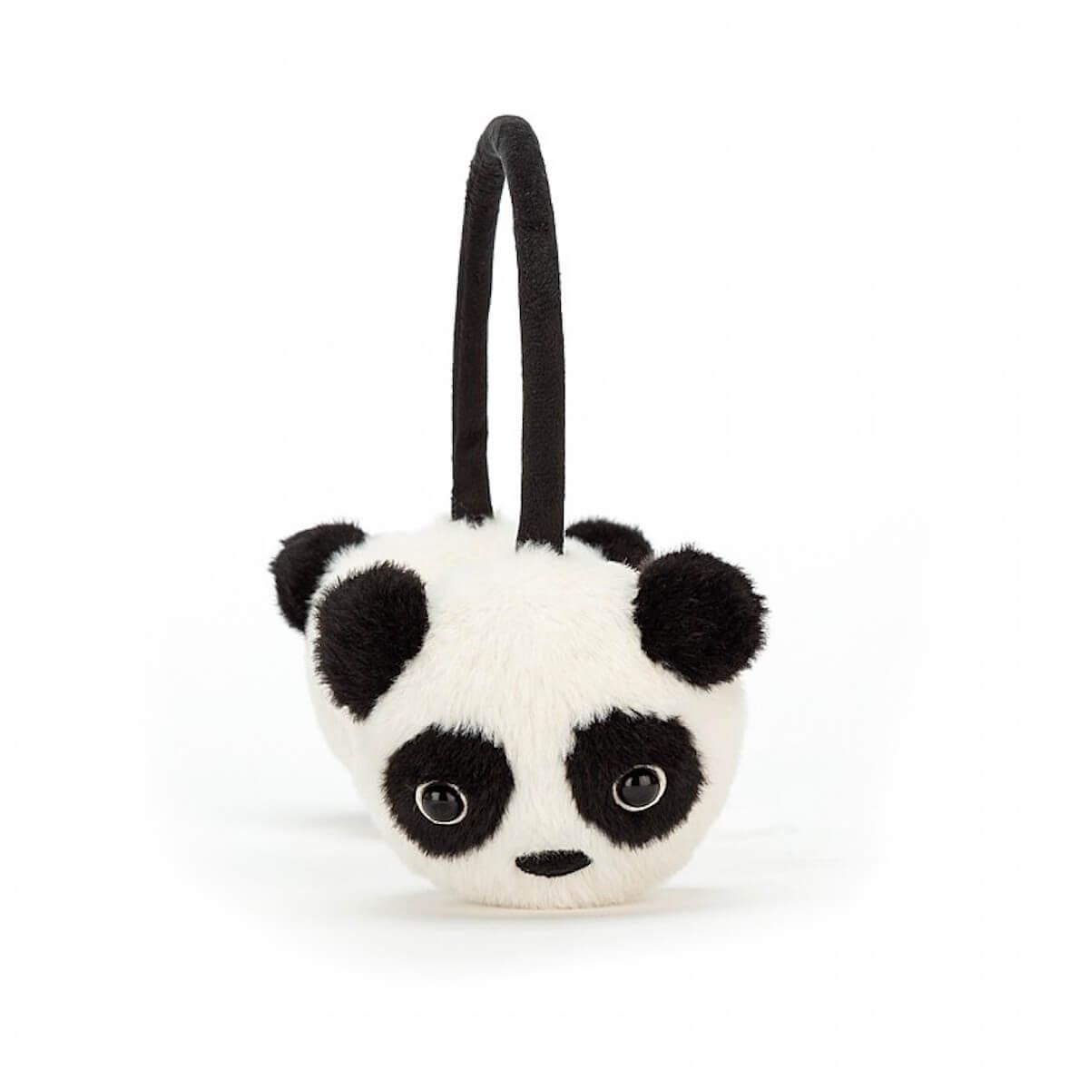 Cache-oreilles enfant panda KUTIE POPS Jellycat