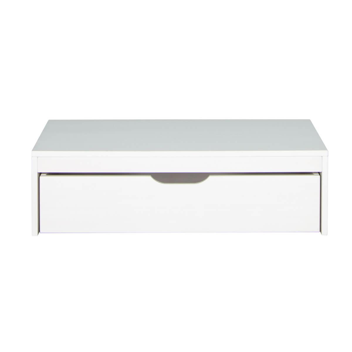 Caisson avec tiroir 27x93x40cm DESTYLE de Breuyn hêtre-blanc