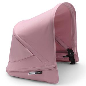 Capote Bugaboo Donkey3 soft pink