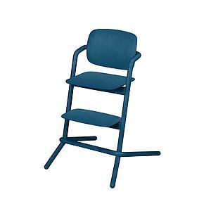 Chaise haute bois LEMO Cybex twilight blue-blue