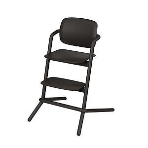 Chaise haute LEMO Cybex infinity black-black