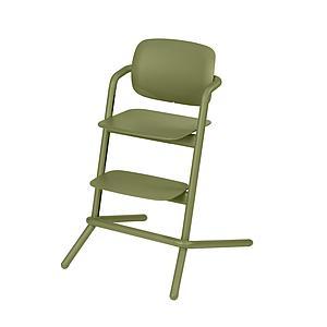Chaise haute LEMO Cybex outback green-green