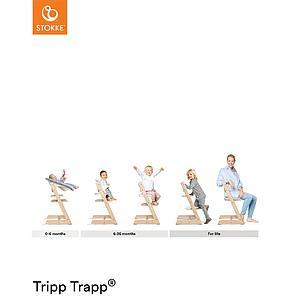 Chaise haute TRIPP TRAPP Stokke Soft Mint