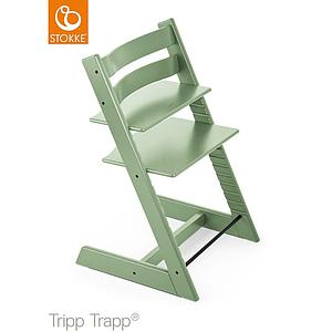 Chaise haute TRIPP TRAPP Stokke vert tilleul