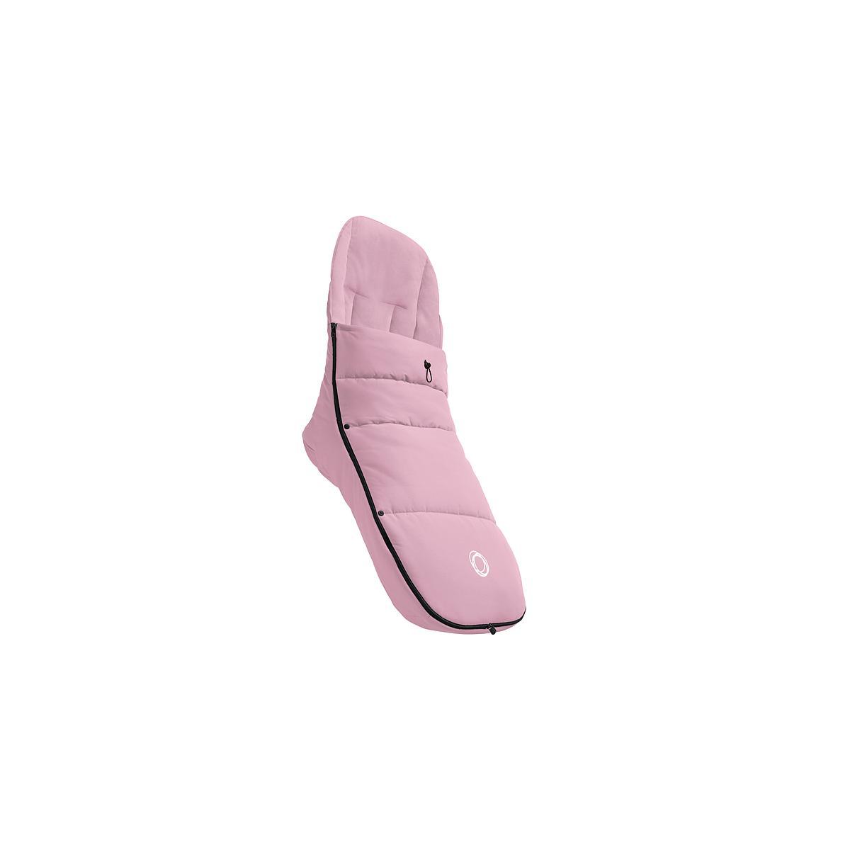 Chancelière bébé Bugaboo rose pâle