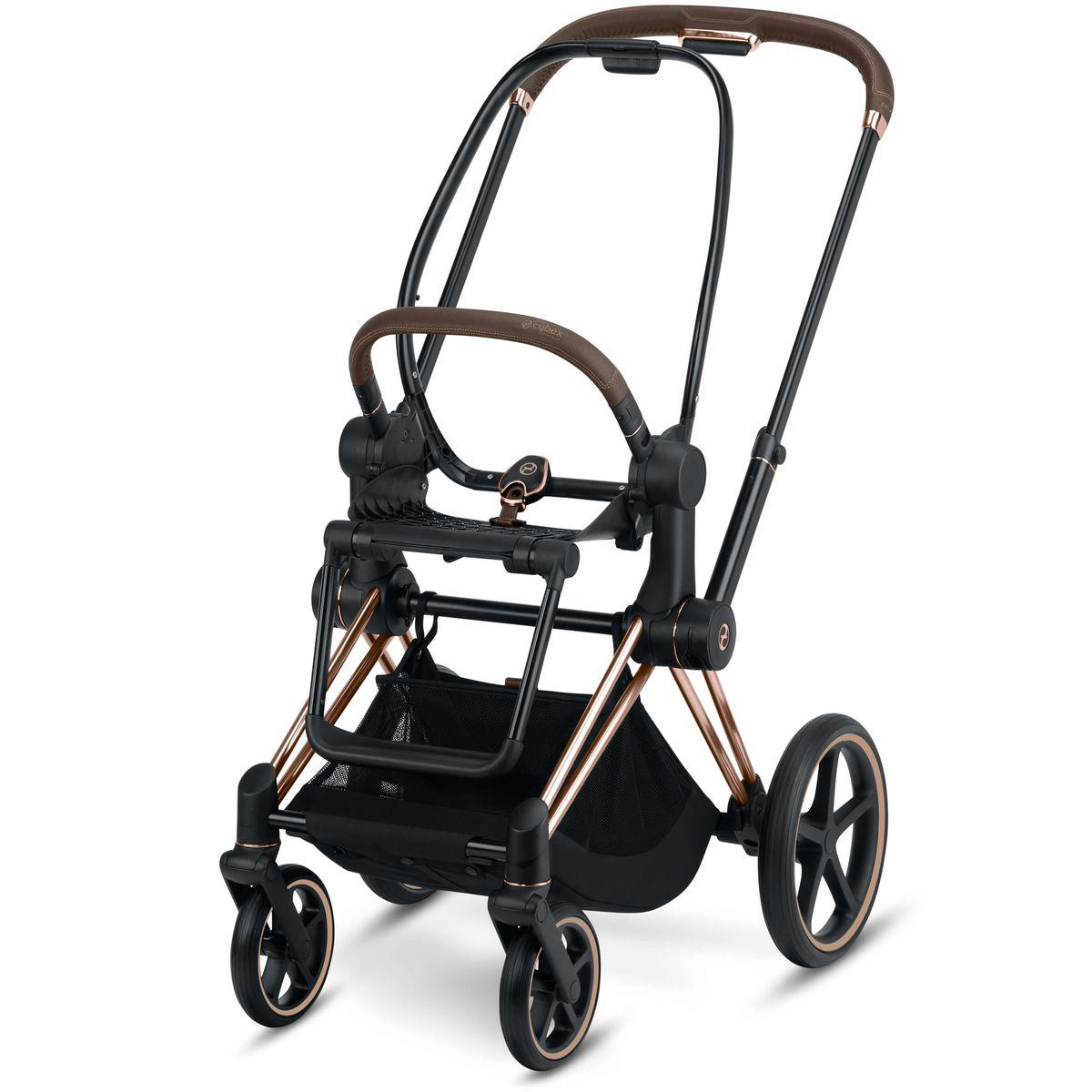 Châssis poussette PRIAM Cybex rosegold-rosegold