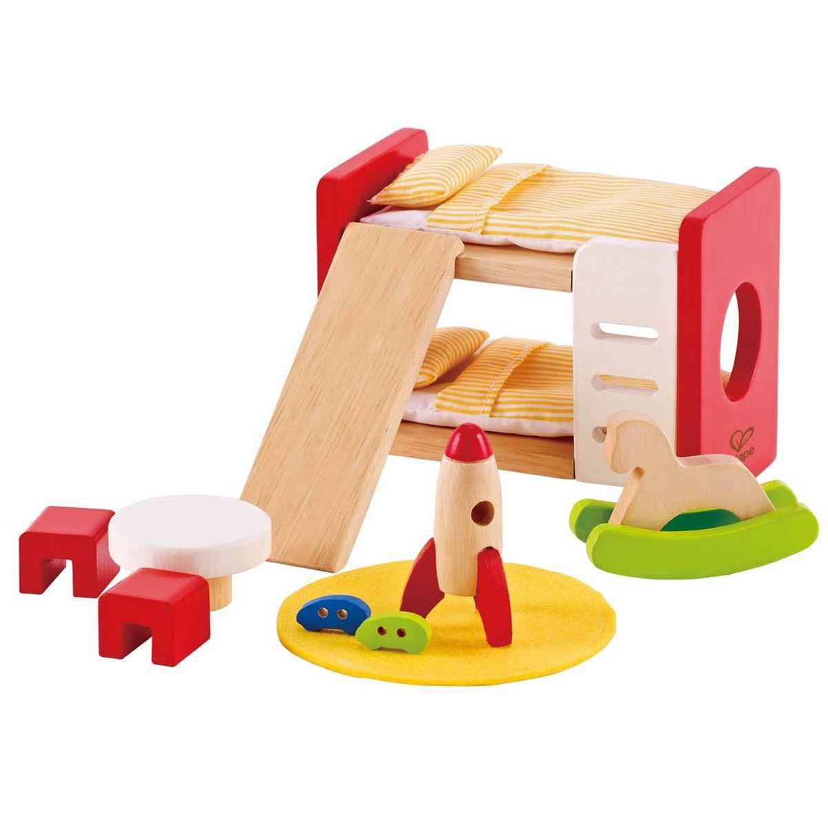 CHILDREN'S ROOM by Hape chambre d'enfant pour maison en bois