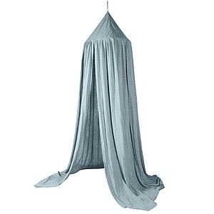 Ciel de lit EUCALYPTUS Sebra bleu