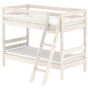 CLASSIC by Flexa Echelle inclinée avec poignées intégrées pour lits superposés