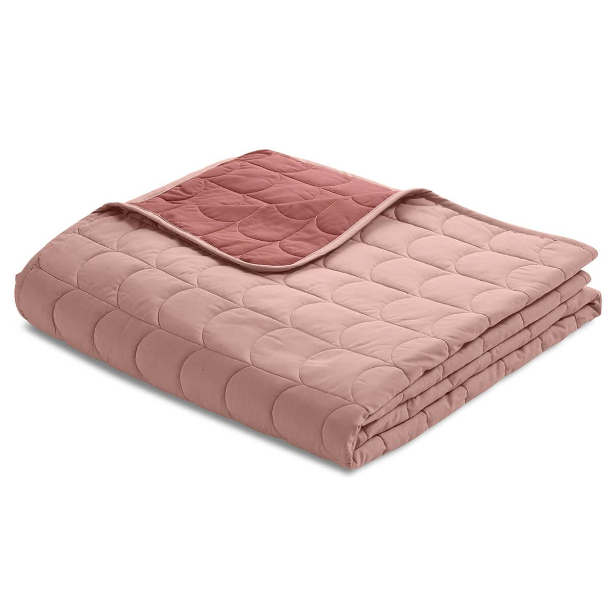 Couette 130x200cm ROOM COLLECTION Flexa light-dark dusty rose