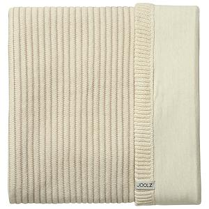 Couverture RIBBED Joolz Off-white