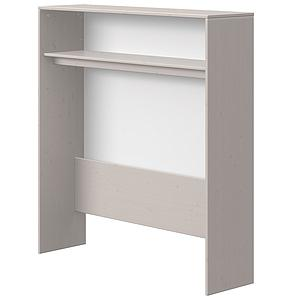 Etagère fixation lit 126x136cm CLASSIC Flexa grey washed