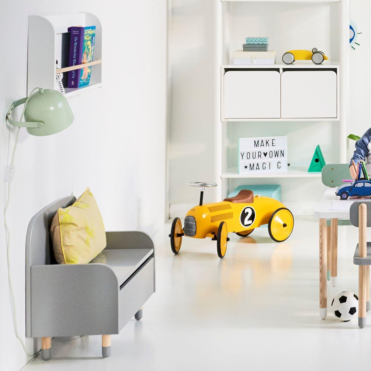 abitare etag re murale enfant display play flexa. Black Bedroom Furniture Sets. Home Design Ideas