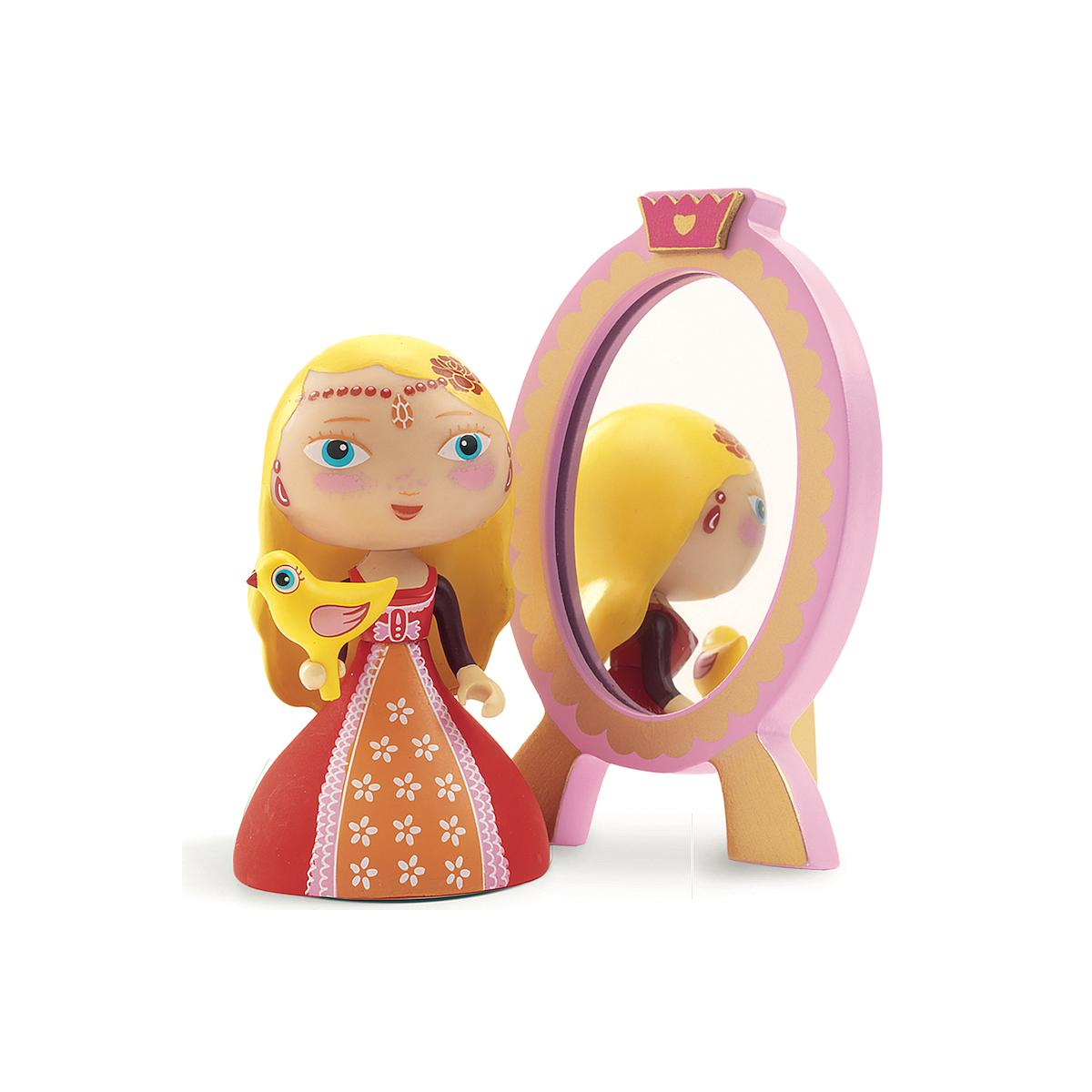 NINA & ZE MIRROR by Djeco Arty Toys Nina et son miroir