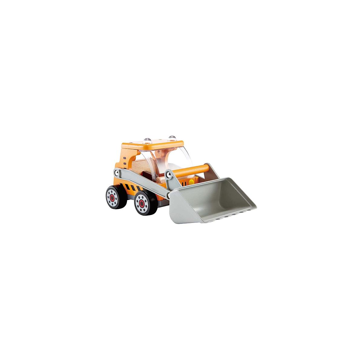 GREAT BIG DIGGER by Hape Pelleteuse en bois