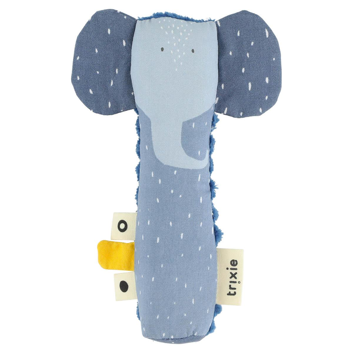Hochet MRS ELEPHANT Trixie