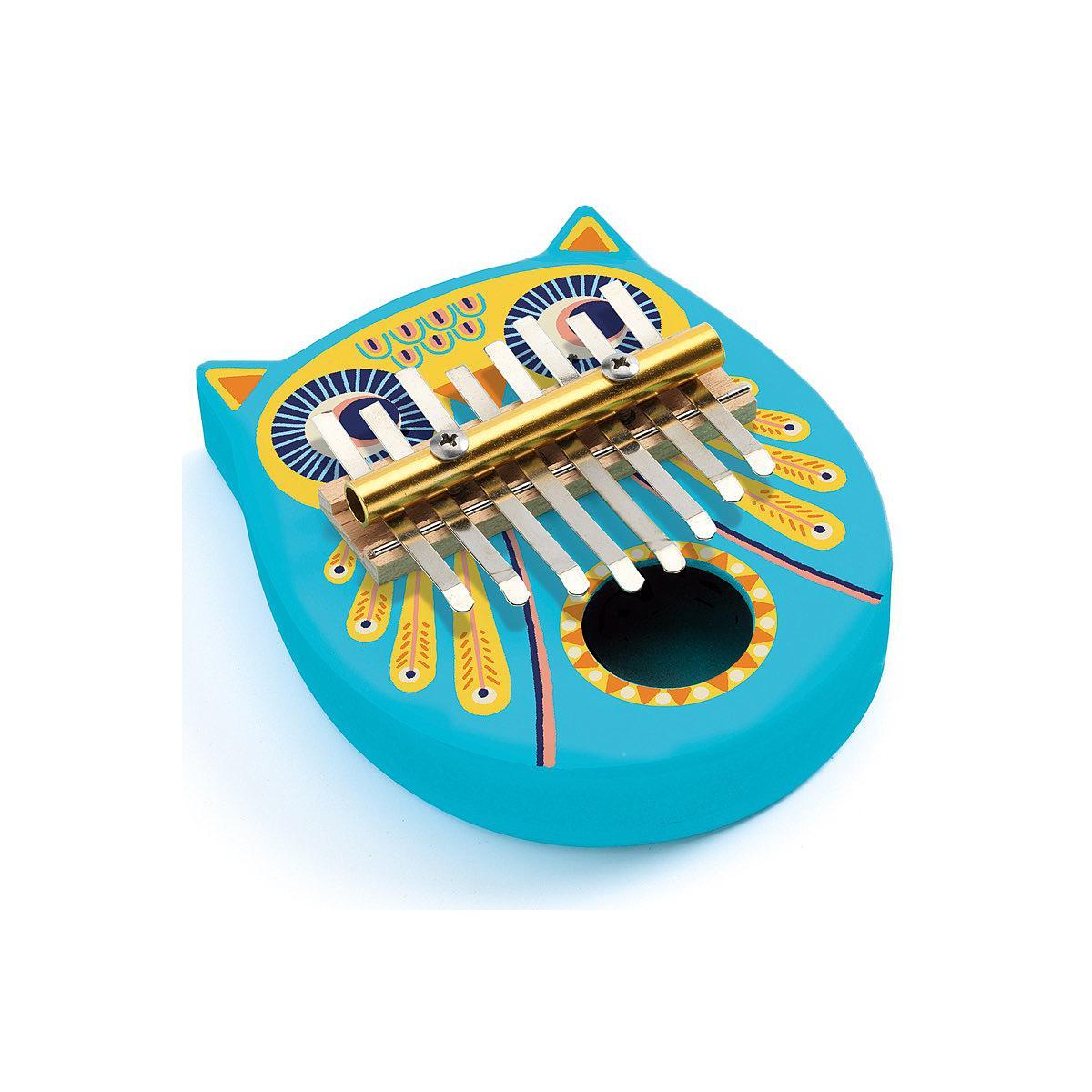Kalimba-instrument de musique +4Y ANIMAMBO Djeco
