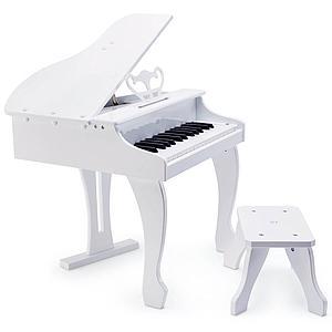 Instrument musique DELUXE GRAND PIANO Hape white