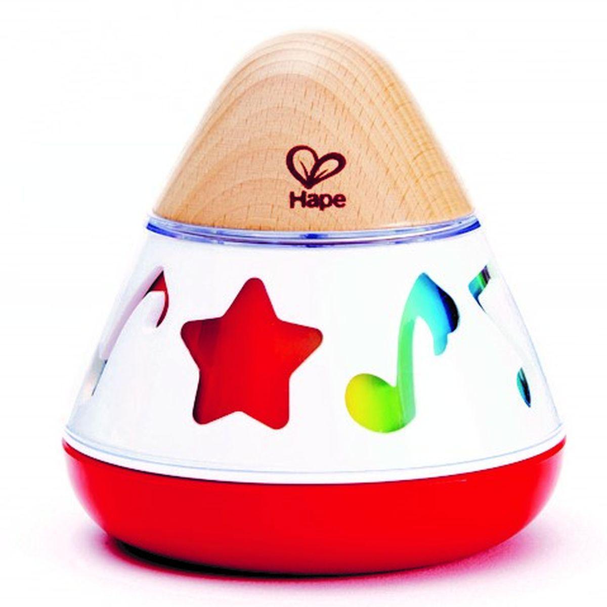 Instrument musique ROTATING MUSIC BOX Hape