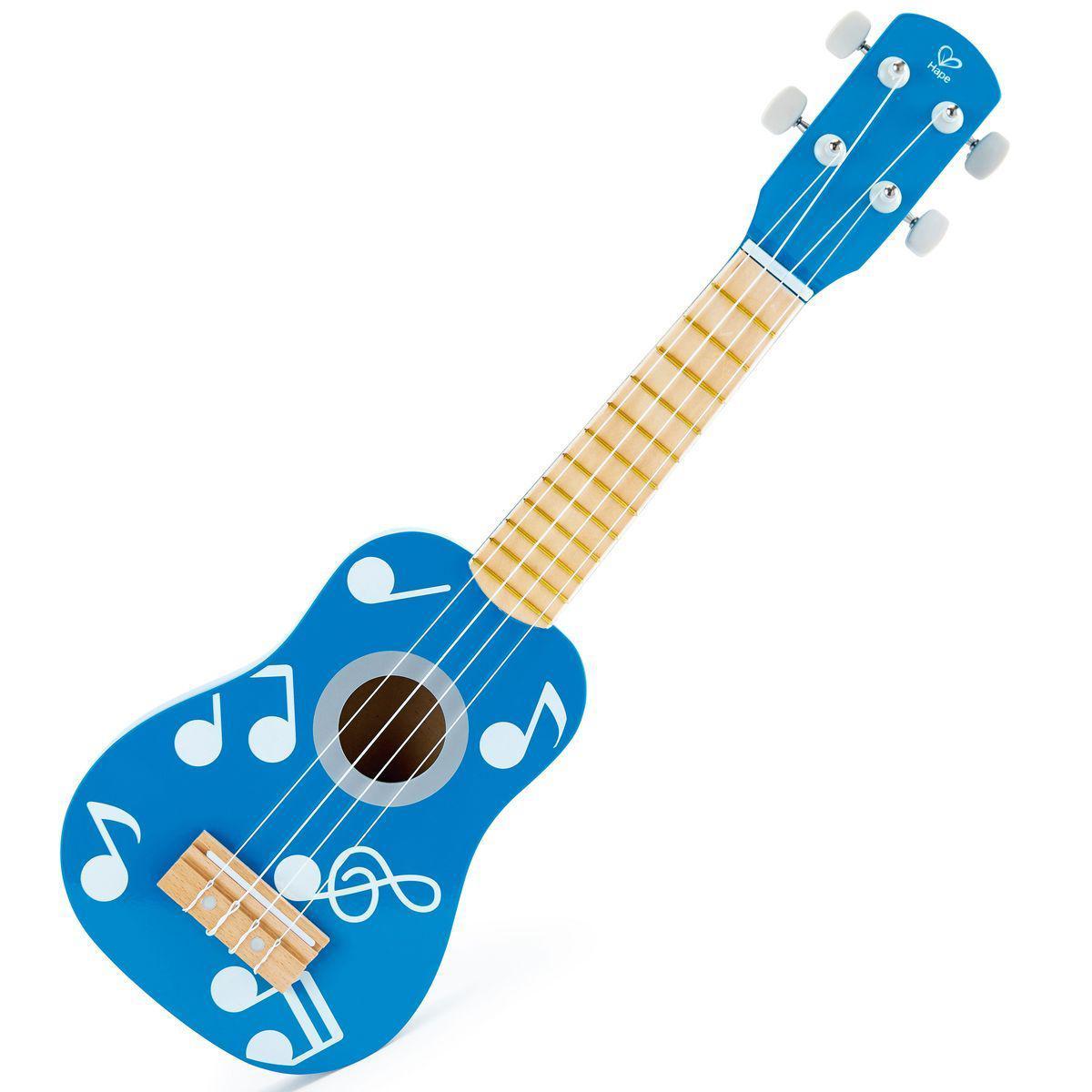Instrument musique UKULELE Hape blue