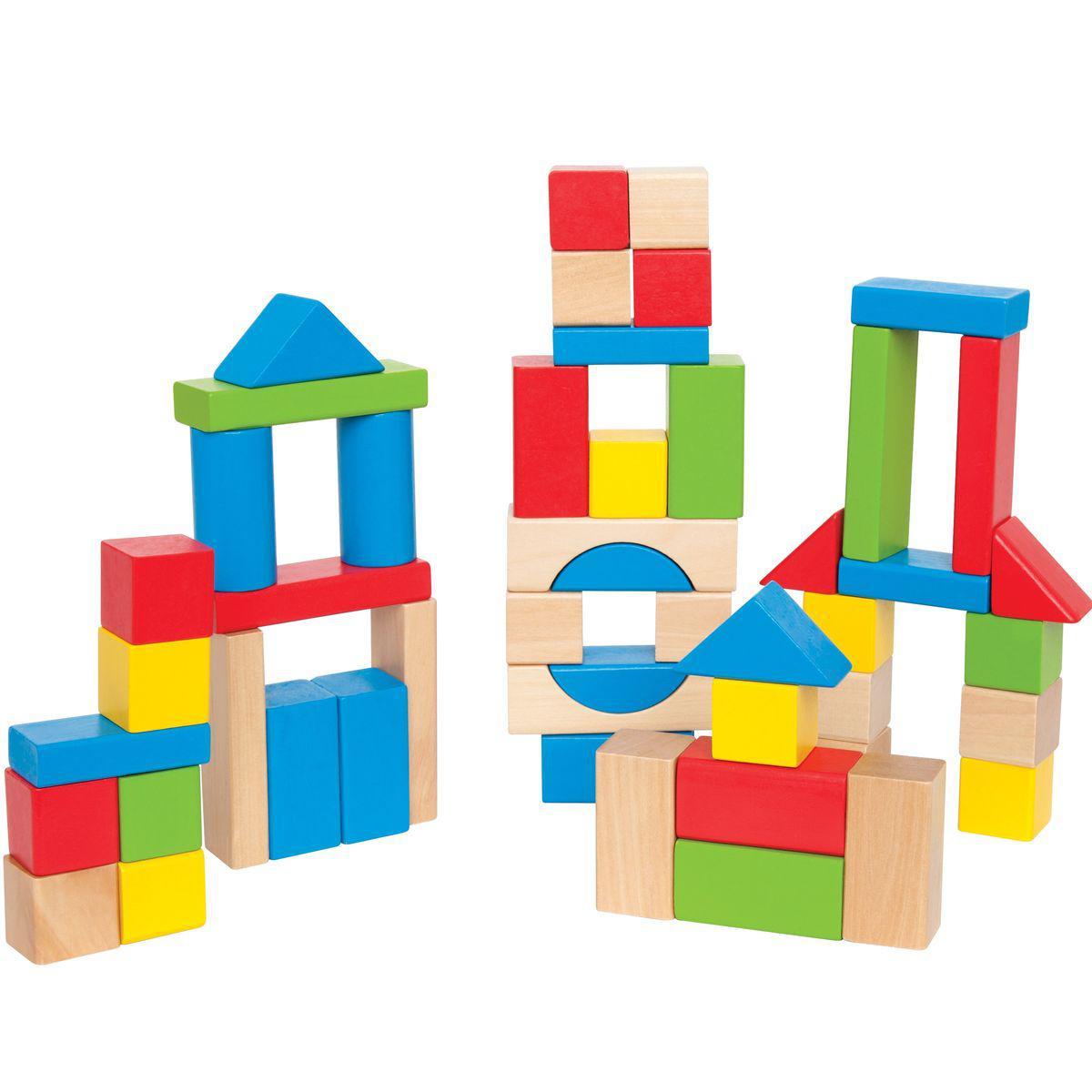 Jeu construction MAPLE BLOCKS Hape