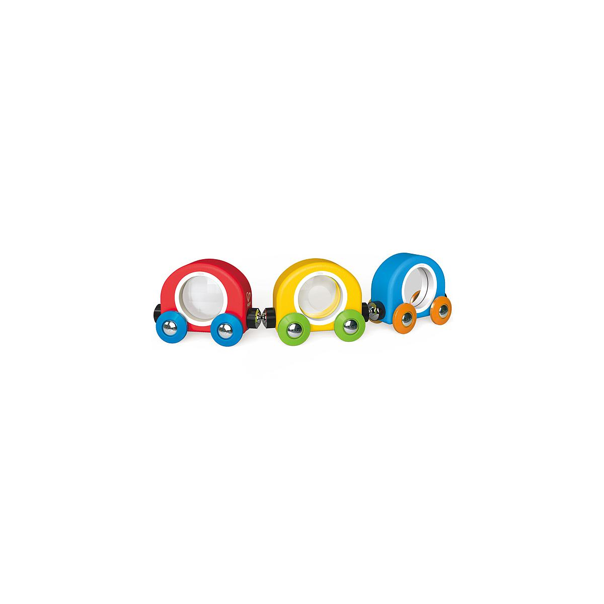 Jeu enfant circuit de train TAKE-A-LOOK HAPE