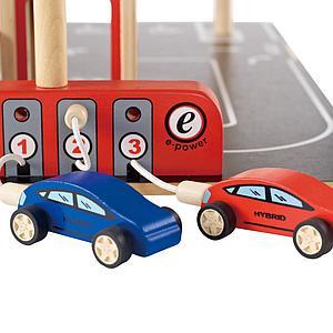 Jeu garage véhicules PARK AND GO Hape