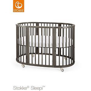 Kit extension lit bébé SLEEPI Stokke gris brume