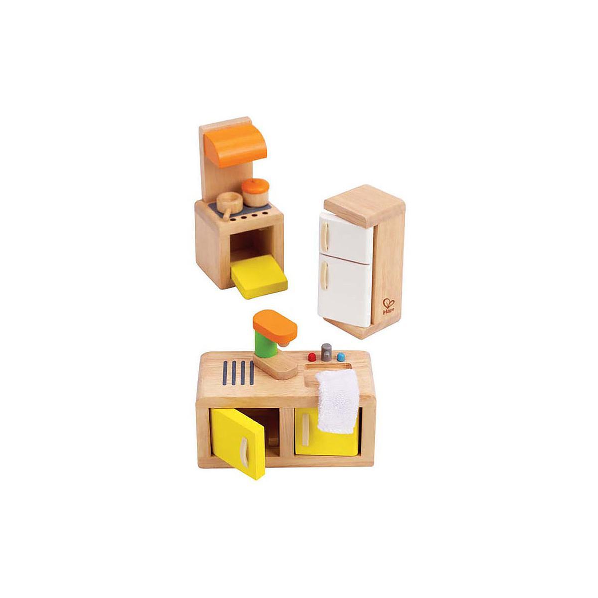 KITCHEN by Hape cuisine pour maison en bois