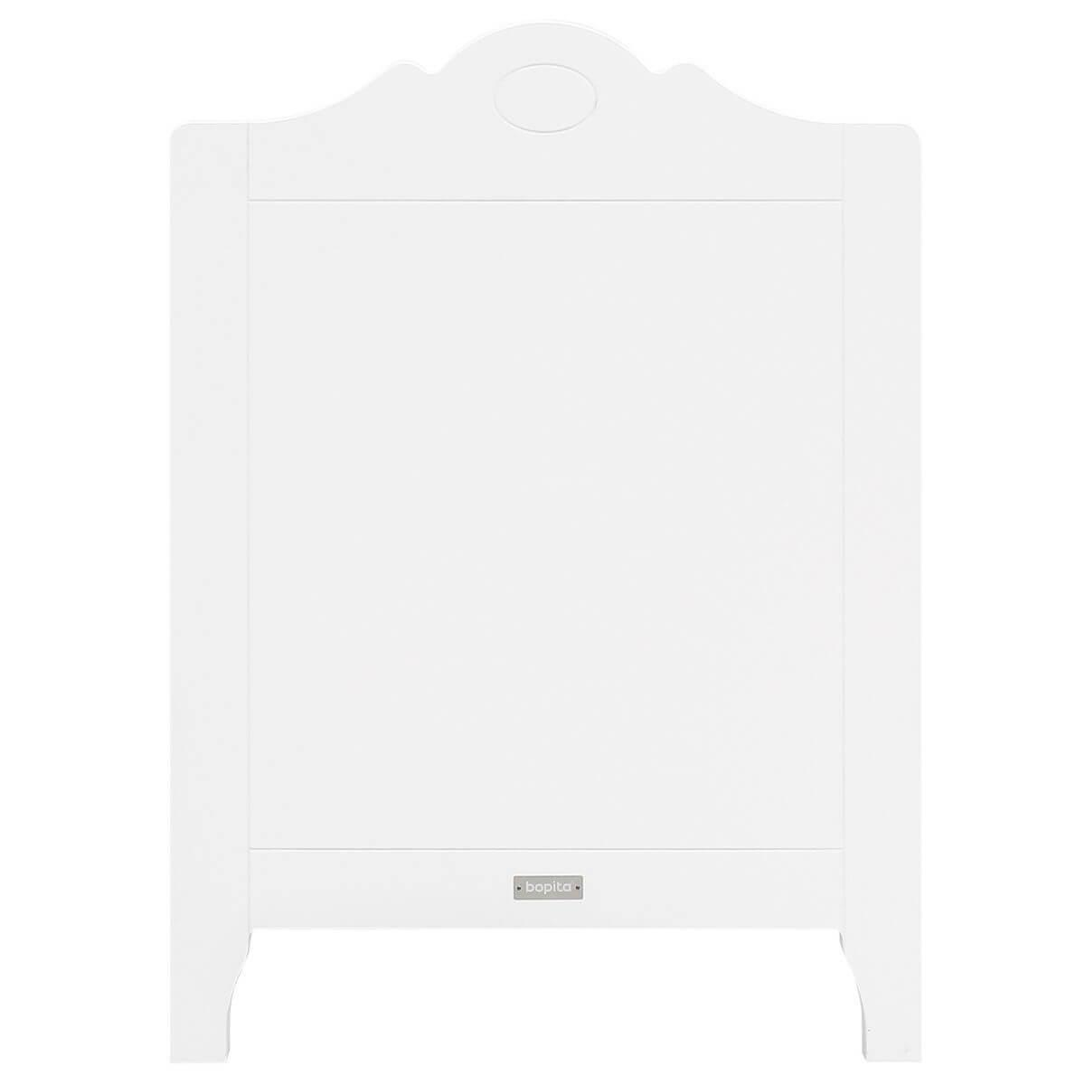 Lit 60x120cm EVI Bopita blanc