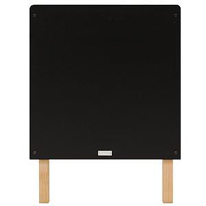 Lit 60x120cm FLORIS Bopita Noir Mat-Naturel