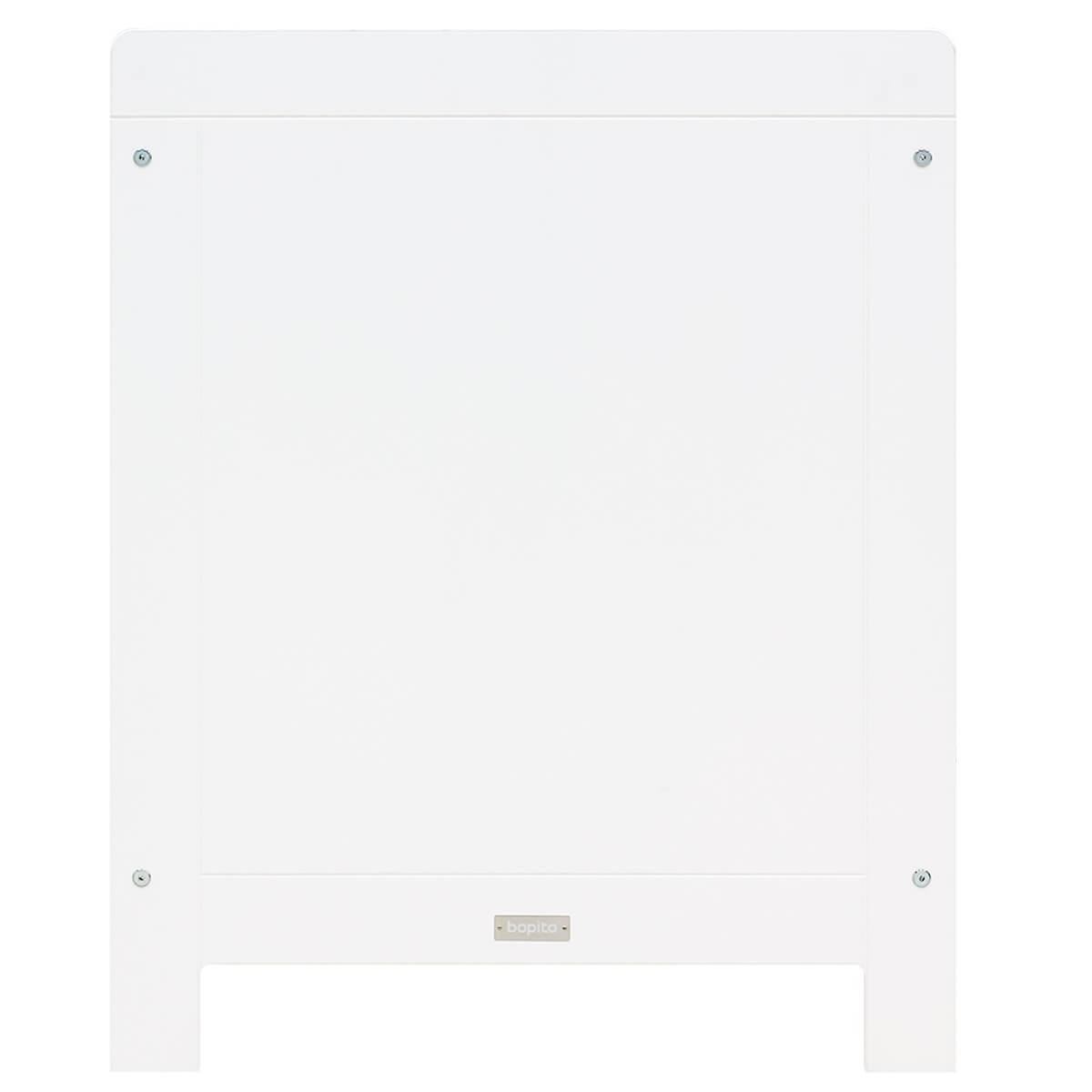 Lit 60x120cm VERA Bopita blanc