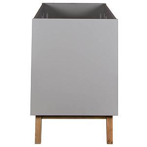 Lit évolutif 60x120cm TRENDY Quax Griffin grey